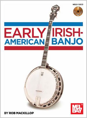 mel bay frailing the 5 string banjo